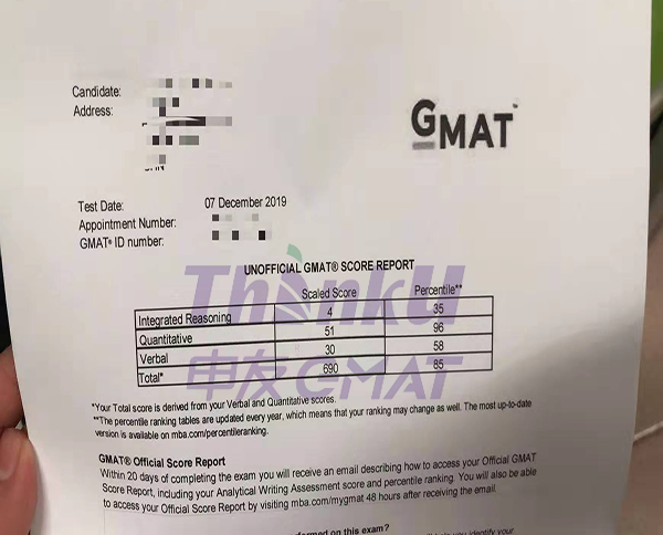 gmat 690案例